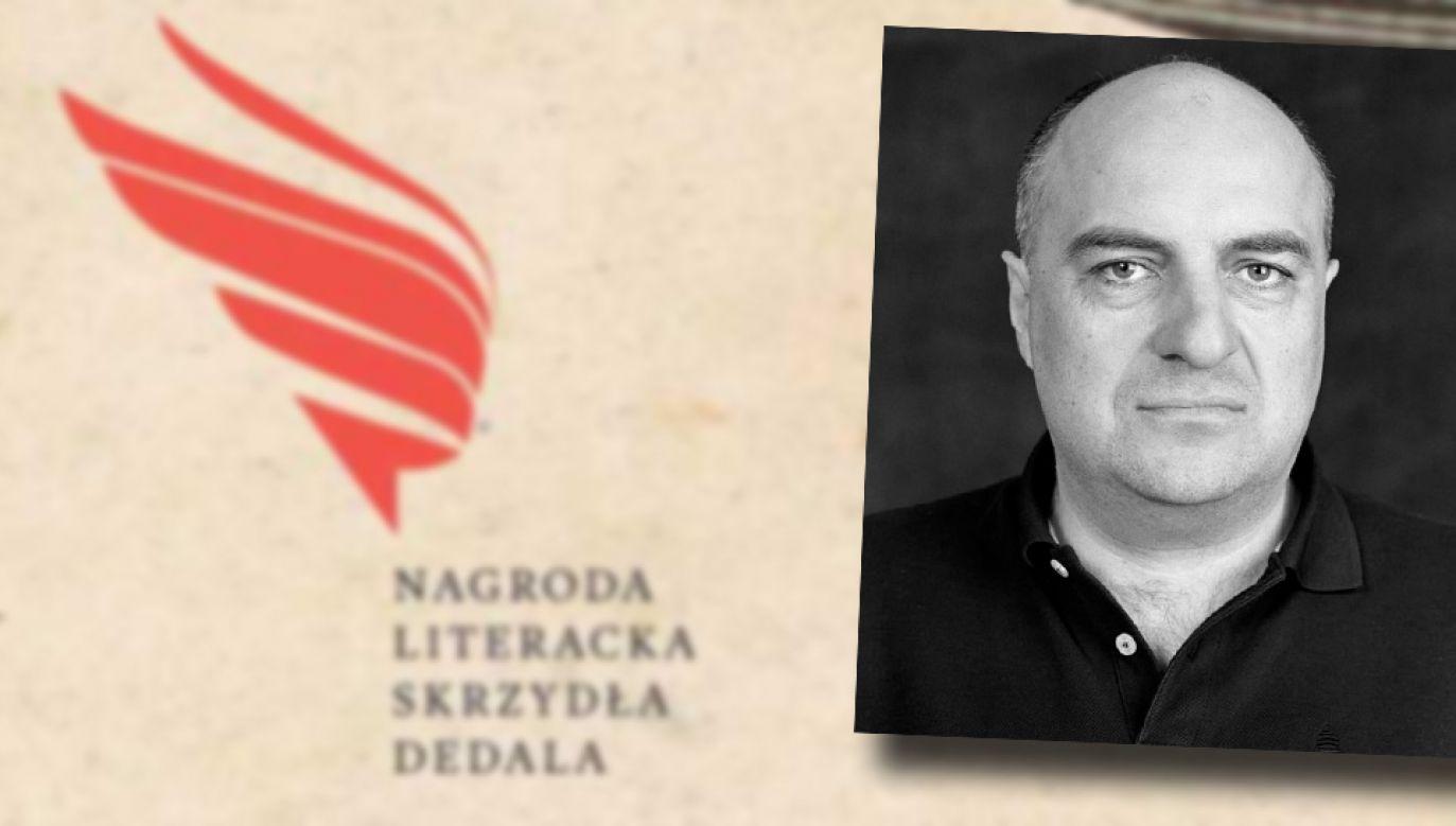 Wojciech Tomczyk chętnie sięga po tematy historyczne (fot. TT/Dzieje.pl/Biblioteka Narodowa)