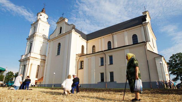 Liczba duchownych na Białorusi wciąż nie jest wystarczająca, a powołanie kleryków do wojska uniemożliwi funkcjonowanie seminariów (fot. REUTERS/Vasily Fedosenko)