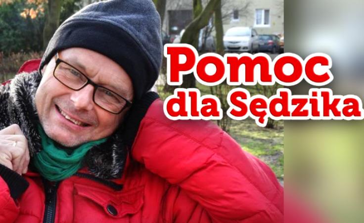Piotr Sędzikowski (fot. archiwum prywatne; TVP3 Wrocław)
