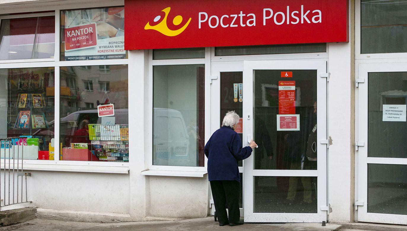 Śledztwo jest prowadzone w sprawie realizacji zamówień publicznych na rzecz Poczty Polskiej o wartości ponad 30 mln złotych  (fot. arch.PAP/Marcin Bielecki)
