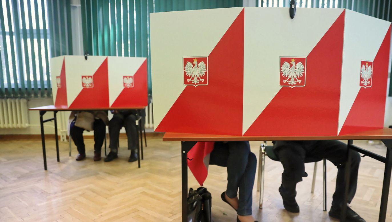 Wybory do Parlamentu Europejskiego odbędą się w Polsce w niedzielę, 26 maja (fot. arch. PAP/Tomasz Gzell)