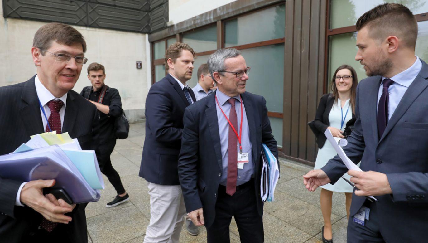 Sesja Zgromadzenia Parlamentarnego NATO zakończy się w poniedziałek  (fot. PAP/Paweł Supernak)