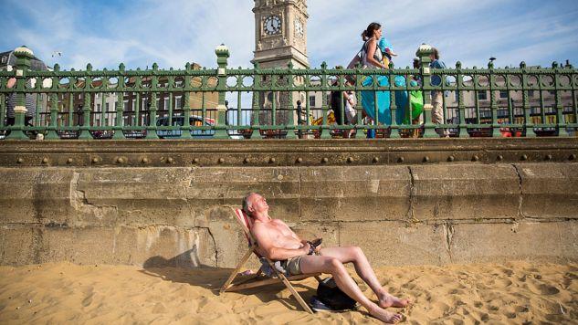 Brytyjczycy obawiają się dalszych ataków (fot. Jack Taylor/Getty Images)