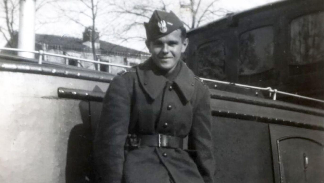 Legendarny dowódca oddziałów partyzanckich AK i WiN został w 1949 r. zamordowany przez komunistów (fot. IPN)