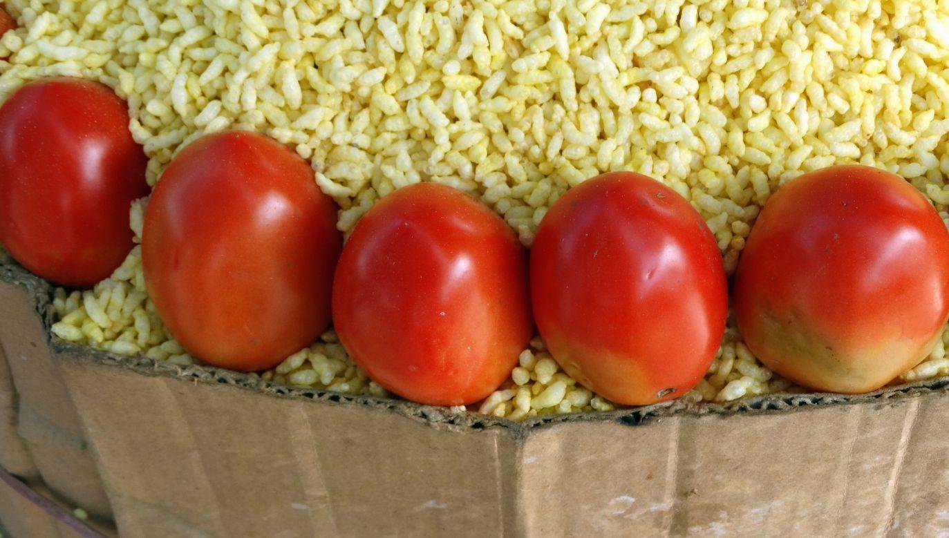 Ryż prawdopodobnie został skażony toksyczną substancją (fot. flickr.com/Adam Jones)