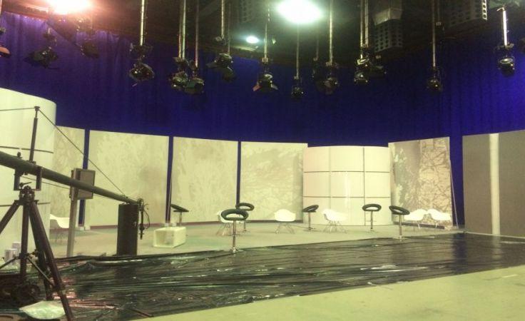 Duże studio w TVP3 Gdańsk