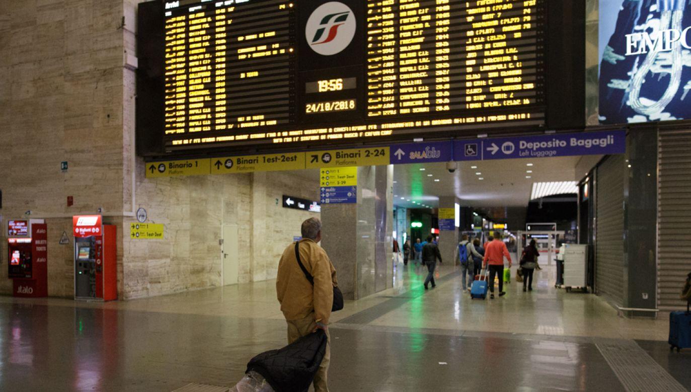 O trudnościach informują wszystkie linie lotnicze (fot. Achilleas Chiras/NurPhoto via Getty Images)