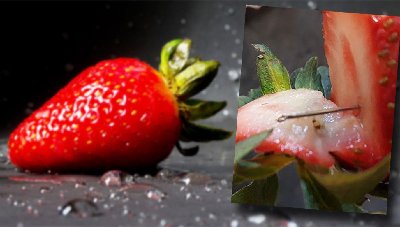 Ze sklepowych półek zniknęły truskawki sześciu producentów (fot. Pexels/TT/allyonhorn)
