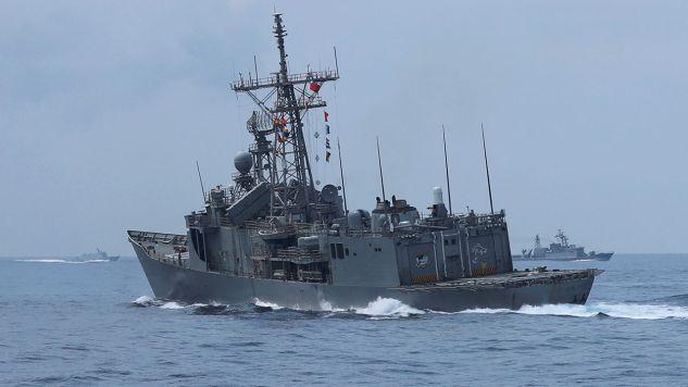 W opinii specjalistów fregaty OHP są uważane za jedną z najlepszych konstrukcji okrętowych na świecie (fot. REUTERS/Tyrone Siu)