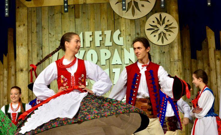 49. Międzynarodowy Festiwal Folkloru Ziem Górskich (fot. Mariusz Suss) - 1