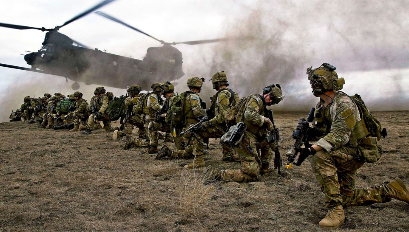 Amerykańscy żołnierze służą także w Polsce (fot. US Army)