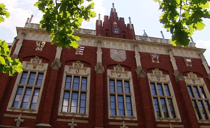 Uniwersytet Jagielloński  zajmuje miejsce w pierwszej połowie piątej setki zestawienia (fot. TVP3 Kraków)
