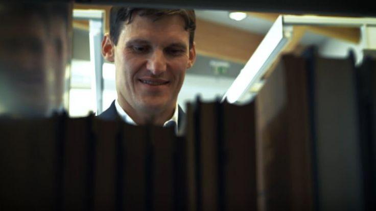 W obszarze nauk ścisłych i technicznych doceniony został dr hab. Adam Rycerz z Instytutu Fizyki UJ. (fot. www.ncn.gov.pl)