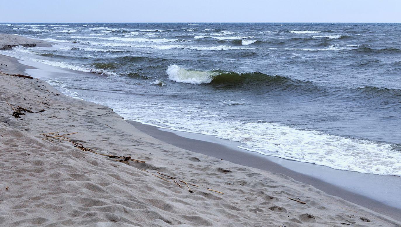 RCB ostrzega przede wszystkim o silnym wietrze w strefie brzegowej Bałtyku i woj. warmińsko-mazurskim (fot. Shutterstock/Alexey Pevnev)