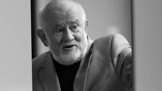 Prof. Zbigniew Bujarski miał 84 lata (fot. Akademia Muzyczna w Krakowie)
