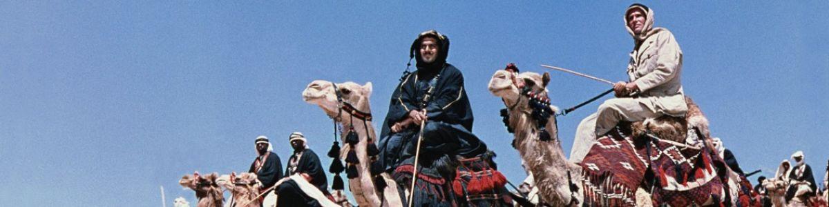 """Gwiazdy w południe – """"Lawrence z Arabii"""" – cz. 1"""