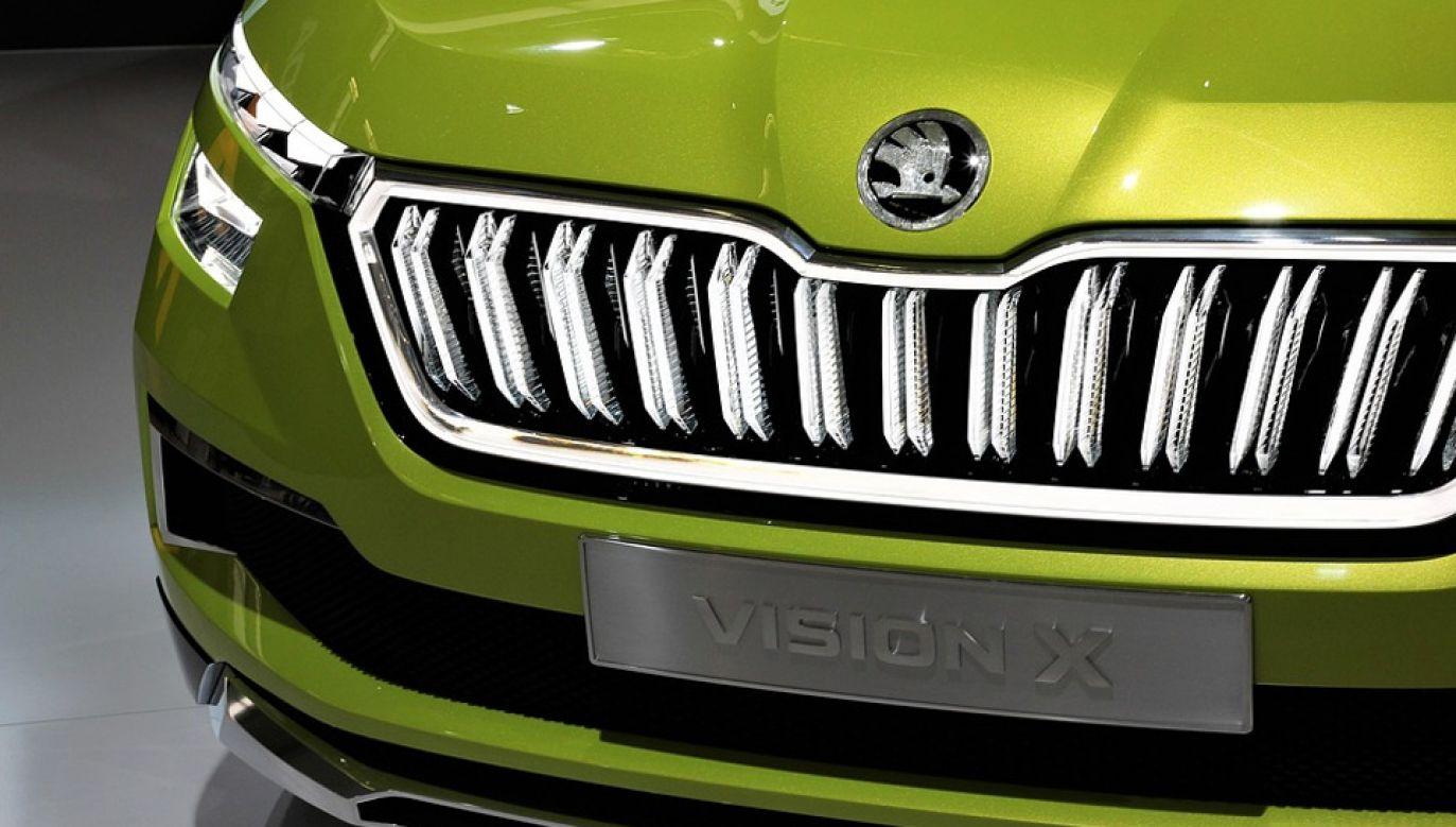 Czeskim hitem eksportowym są auta marki Skoda (fot. Pixabay/GoranH)
