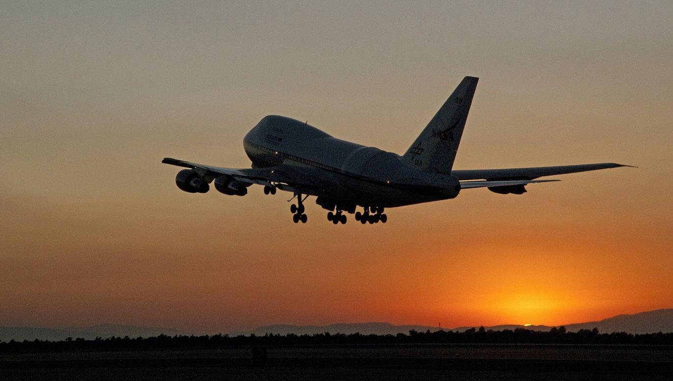Boeing poinformował, że dokonał poprawek w oprogramowaniu w symulatorze lotu samolotu typu 737 Max (fot. pixabay/seeze)