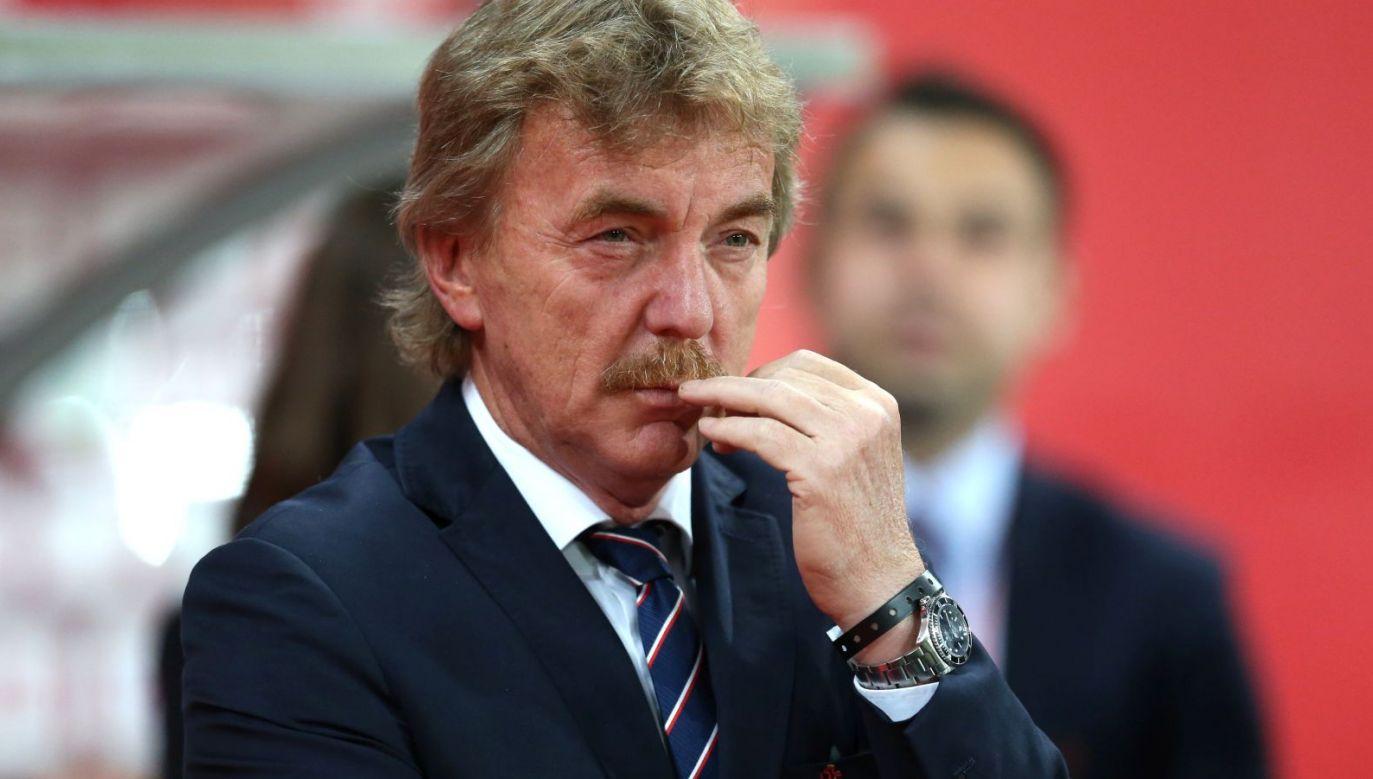 Zbigniew Boniek (fot. Getty Images)
