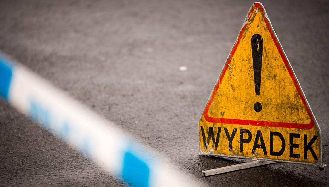 Testy wykazały, że mężczyzna kierujący samochodem był trzeźwy (fot. arch.PAP/Tytus Żmijewski)