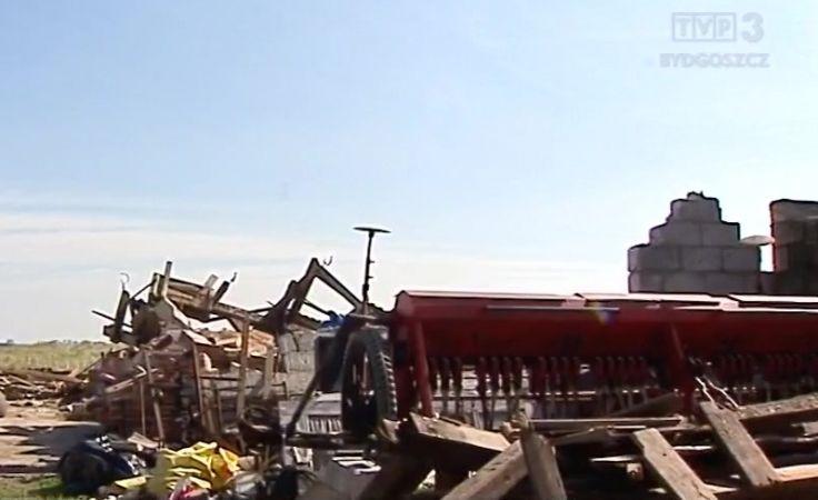 Gmina ułatwia pozbywanie się gruzu ze zniszczonych budynków