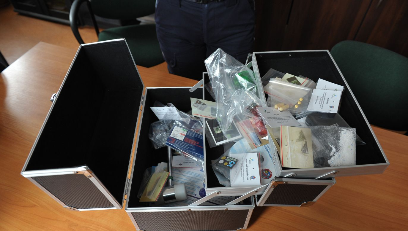 In October 2010 selling designer drugs was banned and fined. Photo: PAP/ Marcin Bielecki