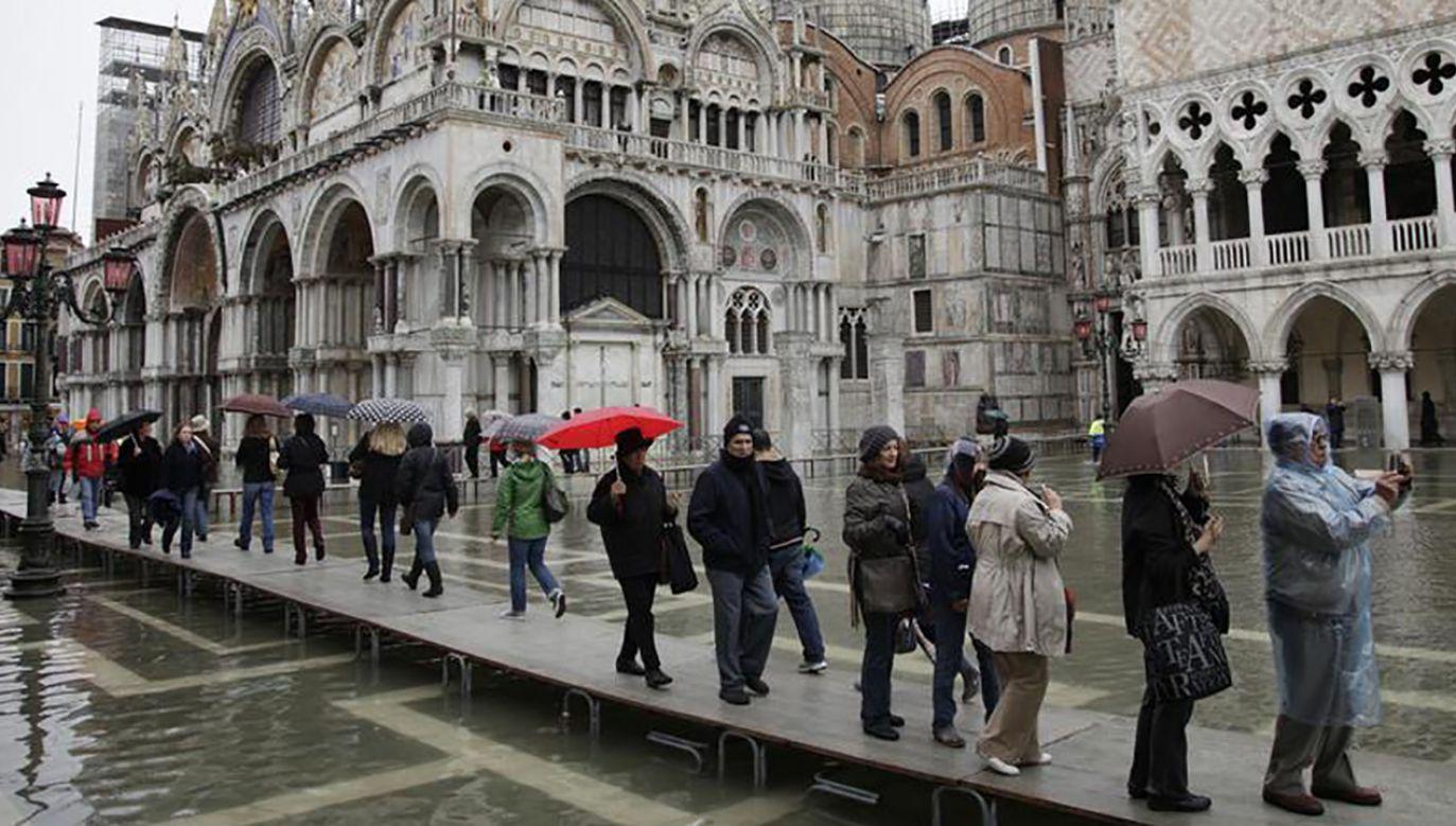 Bazylika św. Marka w Wenecji (fot. REUTERS/Max Rossi)