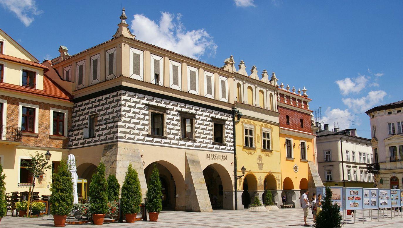 The District Museum in Tarnów, southern Poland. Photo: Wikimedia Commons/Jakub Hałun