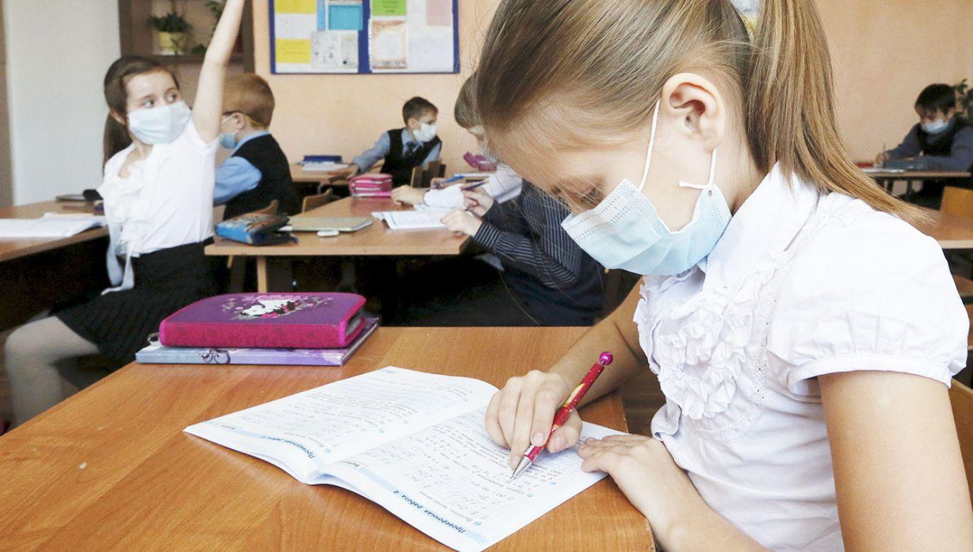 13 zachorowań zanotowano w Krakowie, a 11 w Tarnowie (fot. REUTERS/Ilya Naymushin)