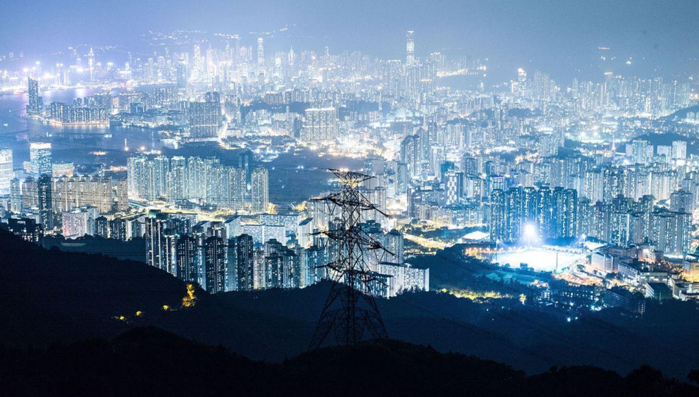 Rekordowo drogi apartament zbudowano na Mount Nicholson na wyspie Hongkong (fot. Lam Yik Fei/Getty Images)