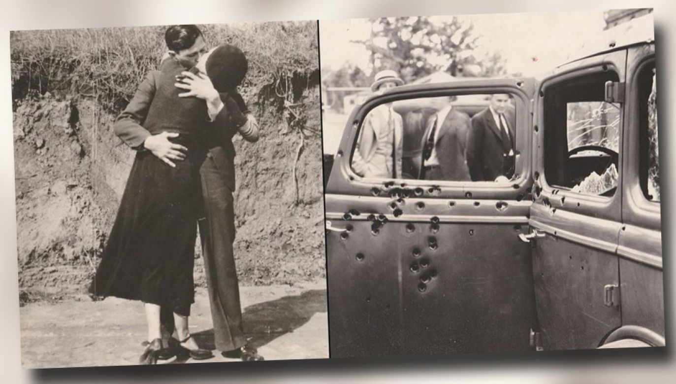 Bonnie i Clyde dokonali co najmniej 13 morderstw (fot. TT)