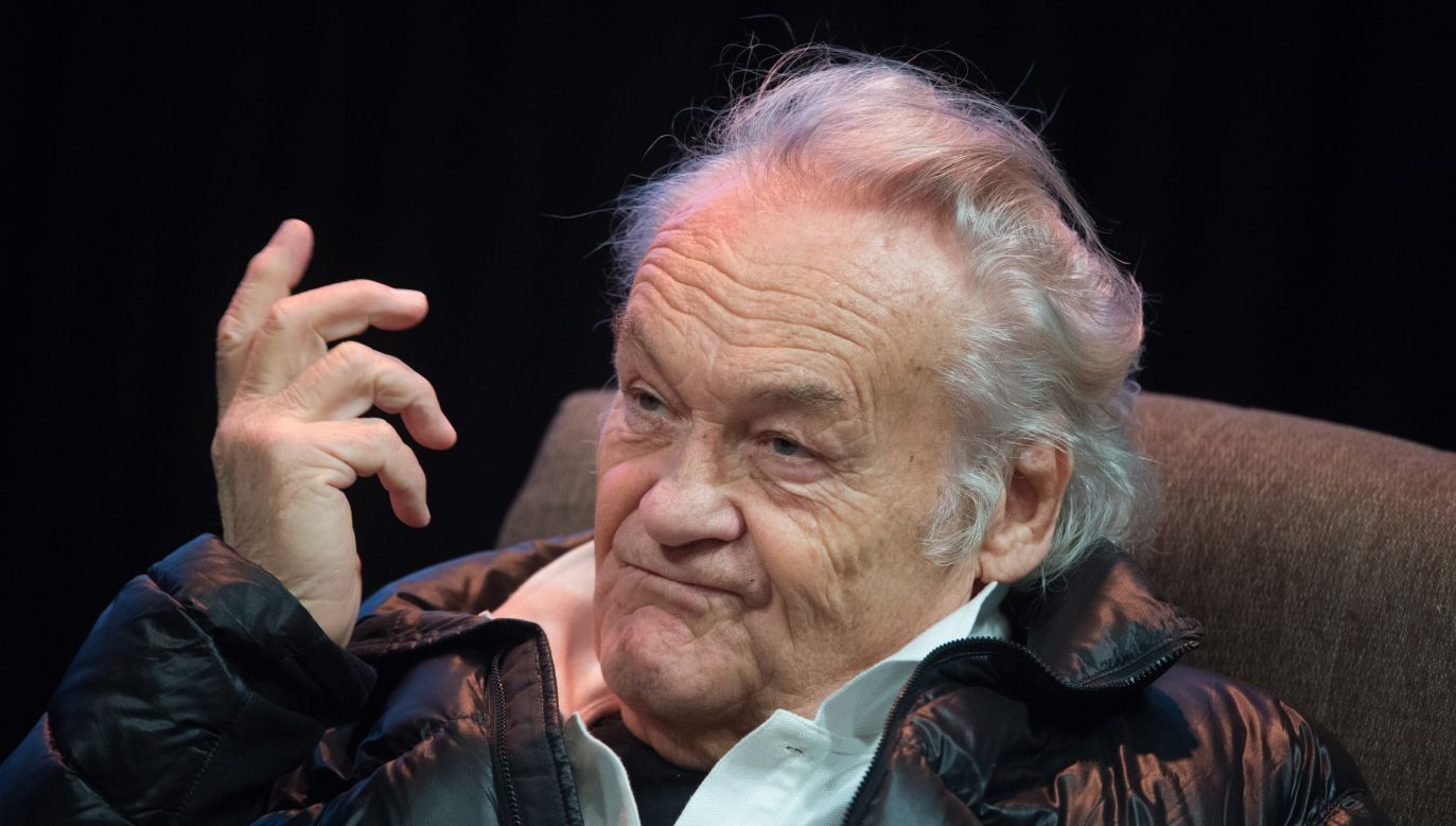Jerzy Skolimowski urodził się 5 maja 1938 r. w Łodzi (fot. arch.PAP/Grzegorz Michałowski)