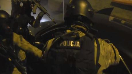 Grupa handlarzy narkotyków rozbita. 4 os. w areszcie