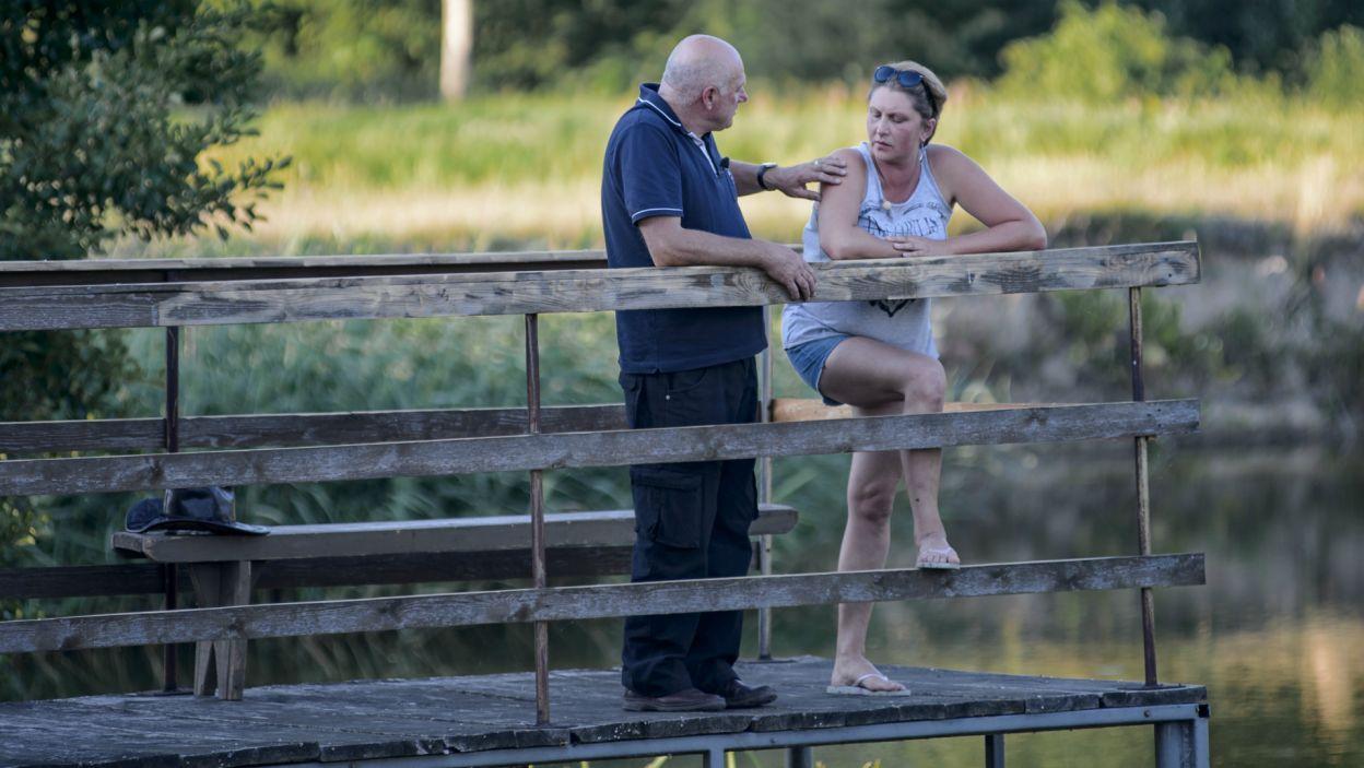 Randka Jana i Eli wzbudziła niemałą zazdrość u Małgosi. – Jestem wkurzona i zdezorientowana – powiedziała kobieta (fot. TVP)
