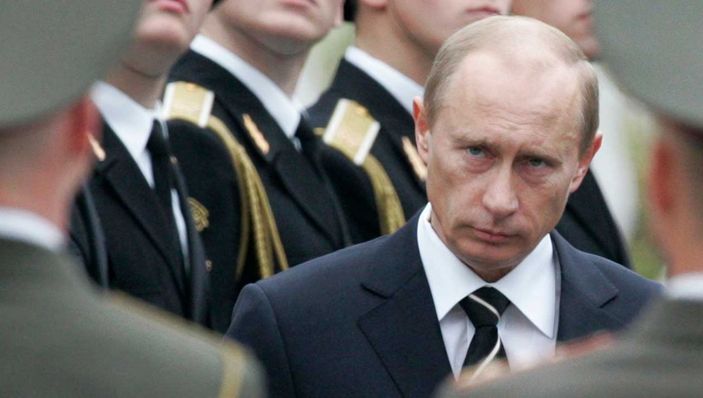 Prezydent Rosji Władimir Putin (fot.  REUTERS/Alexander Natruskin)
