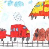 Szymon Nowicki, 8 lat, Wyciążkowo