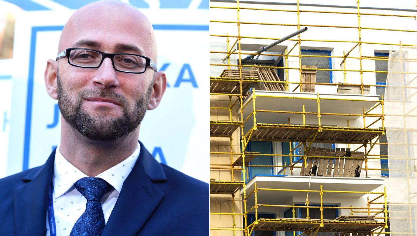 Inwestycja ma ruszyć w połowie 2019 r. Mieszkania będą sfinansowane przez PFR Nieruchomości (fot. arch.PAP/Tytus Żmijewski/Shutterstock)