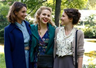 """Wartime Girls"" will compete in Shanghai for the Magnolia Award."