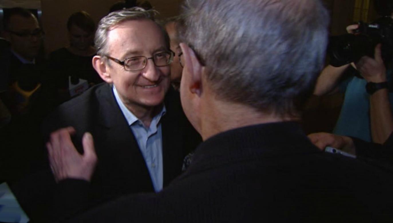 Józef Pinior (fot. TVP3 Wrocław)
