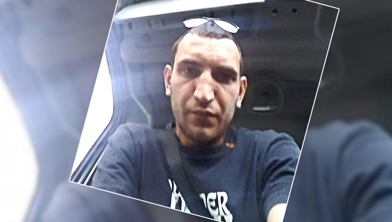 Policja szuka tego człowieka (fot. lubelska.policja.gov.pl)