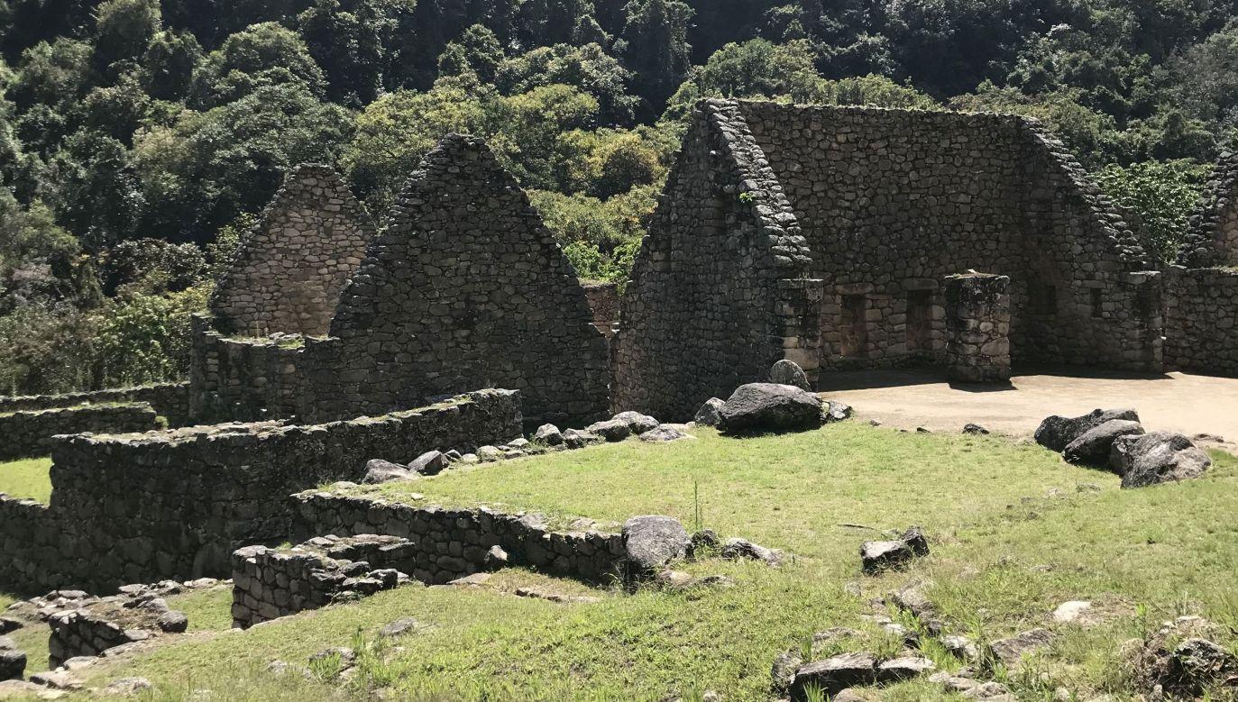 Polish excavations in Peru
