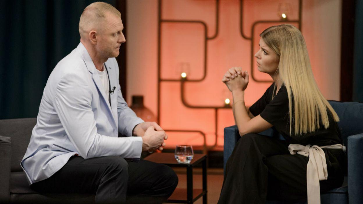 Marek szczerze przyznał się, że wolałby uniknąć spotkania z Olą (fot. TVP)