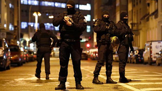 Zamachowiec był poszukiwany od wtorku (fot. REUTERS/Vincent Kessler)