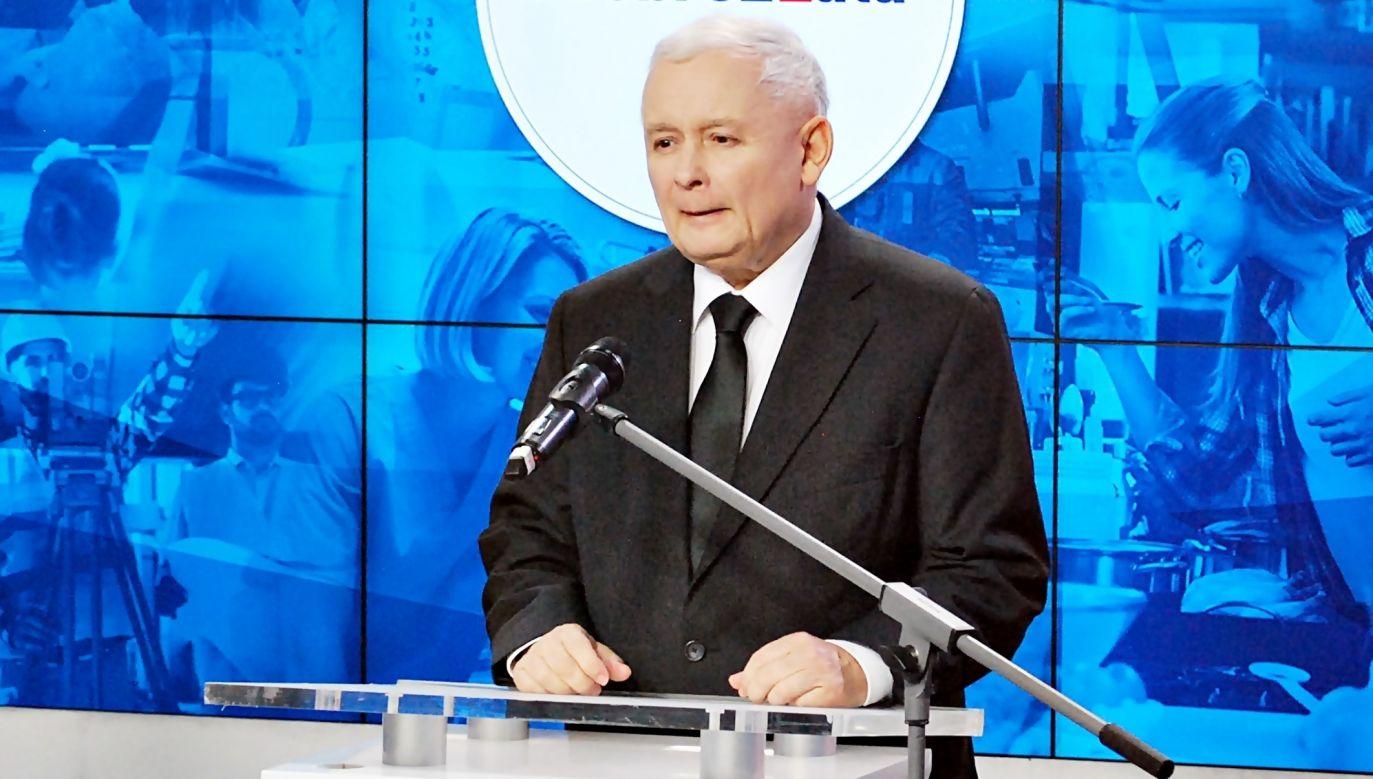 Jarosław Kaczyński is the head of the Law and Justice party. Photo: Shutterstock