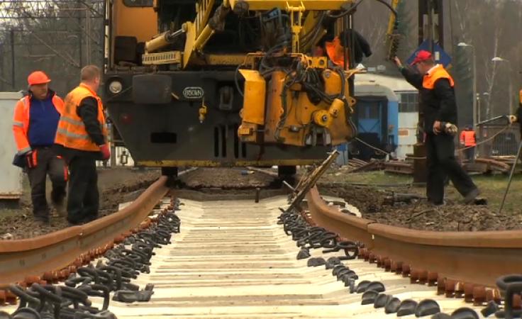 Jednym z celów Programu jest wzmocnienie wewnętrznych i uzupełnienie zewnętrznych połączeń w transporcie kolejowym Polski Wschodniej