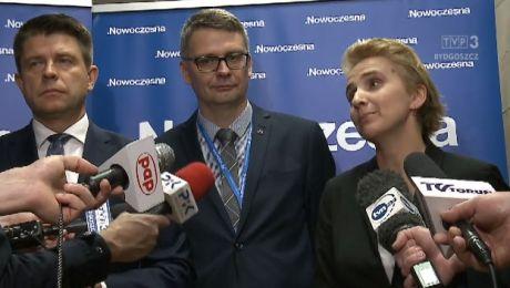 Michał Grzybowski szefem kujawsko-pomorskich struktur Nowoczesnej