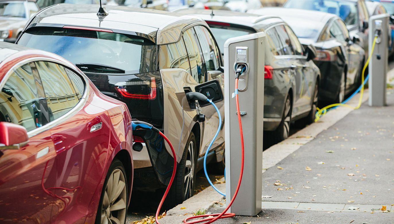 Spadła liczba sprzedanych hybryd na korzyść aut elektrycznych (fot. Shutterstock/Scharfsinn)