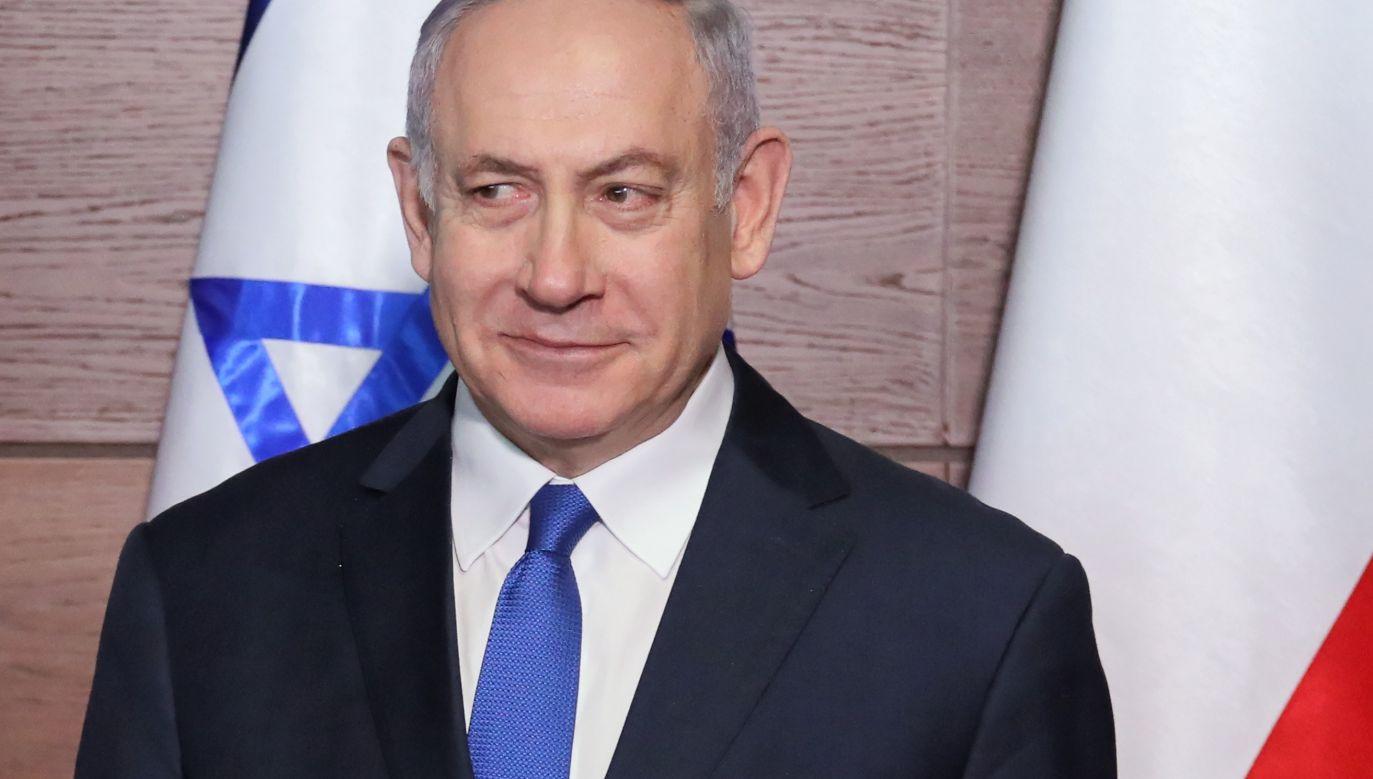 Israeli PM office on Netanyahu words