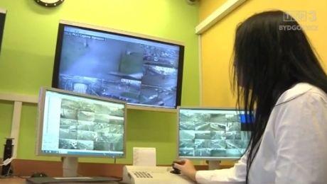 Sześć nowych kamer miejskiego monitoringu we Włocławku
