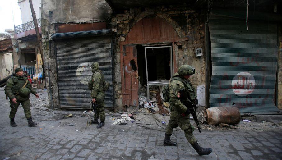 W Syrii zginęło lub zostało rannych ok. 300 rosyjskich najemników